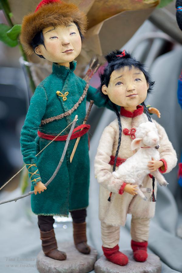 IV Весенний Бал Авторских Кукол на Тишинке