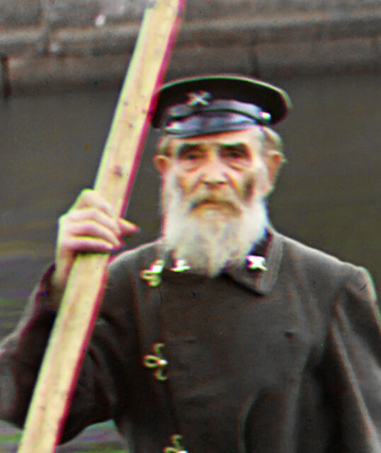Pinkhus Karlinskii Supervisor of Chernigov floodgate 03966u1.jpg