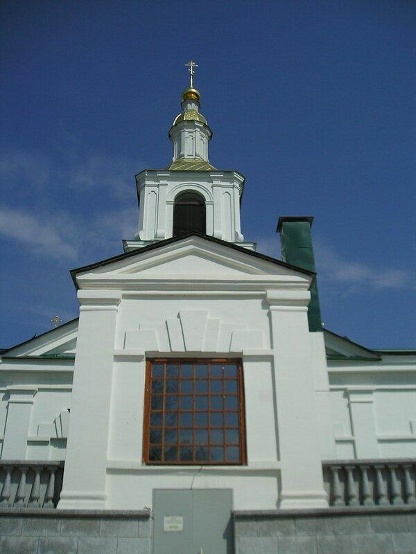 Храм Рождества Христова, Дивеевский монастырь