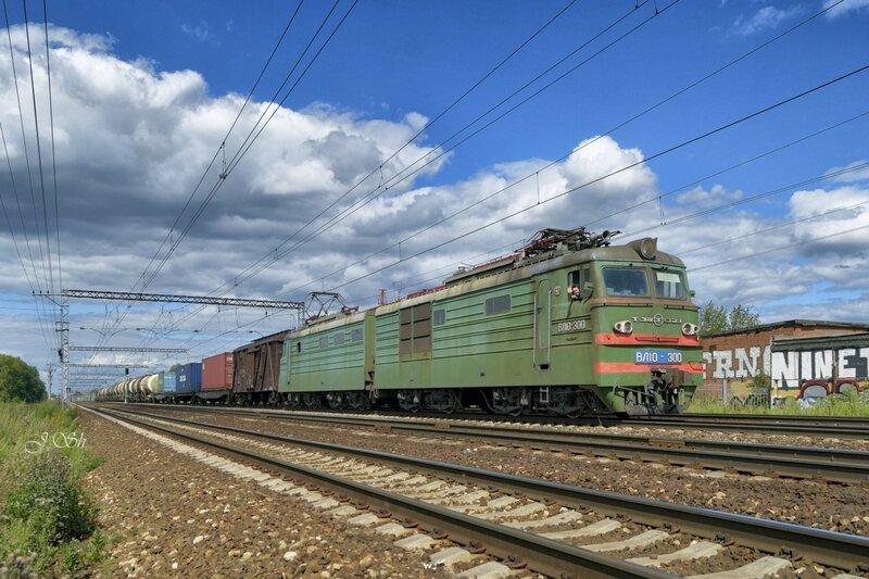 ВЛ10-300