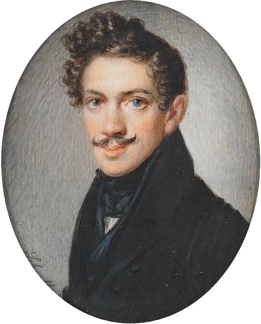 Johann Christian Schoeller(Rappoltsweiler, Elsass 1782- 1851 Wien)