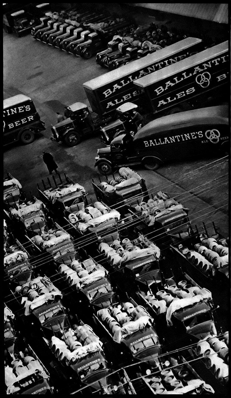1938. Пивоварня Баллантайн