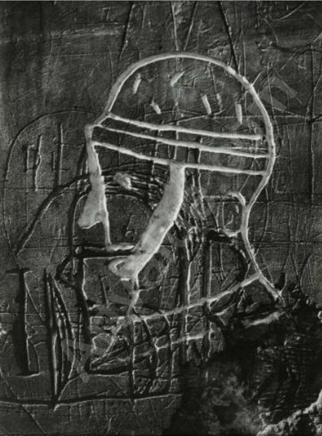 1933. Графитти