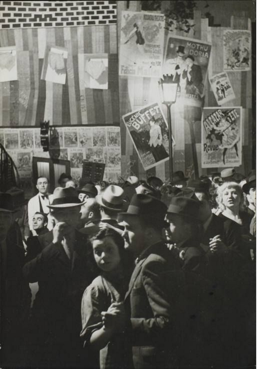 1935. Клуб «Баладжо», Рю де Лапп