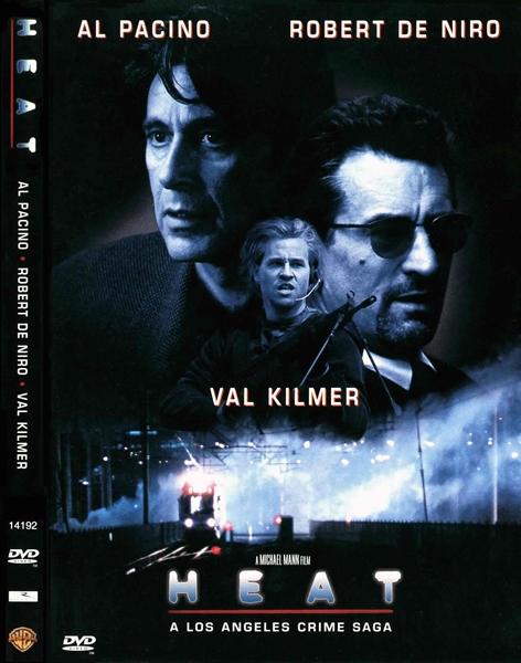 Схватка / Heat (1995/HDRip)