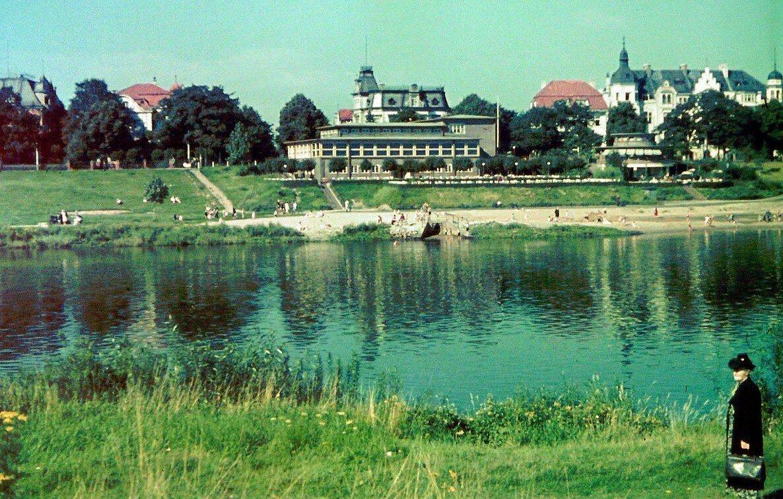 1939 Bremen Weserblick by Friedrich Sorger.jpg