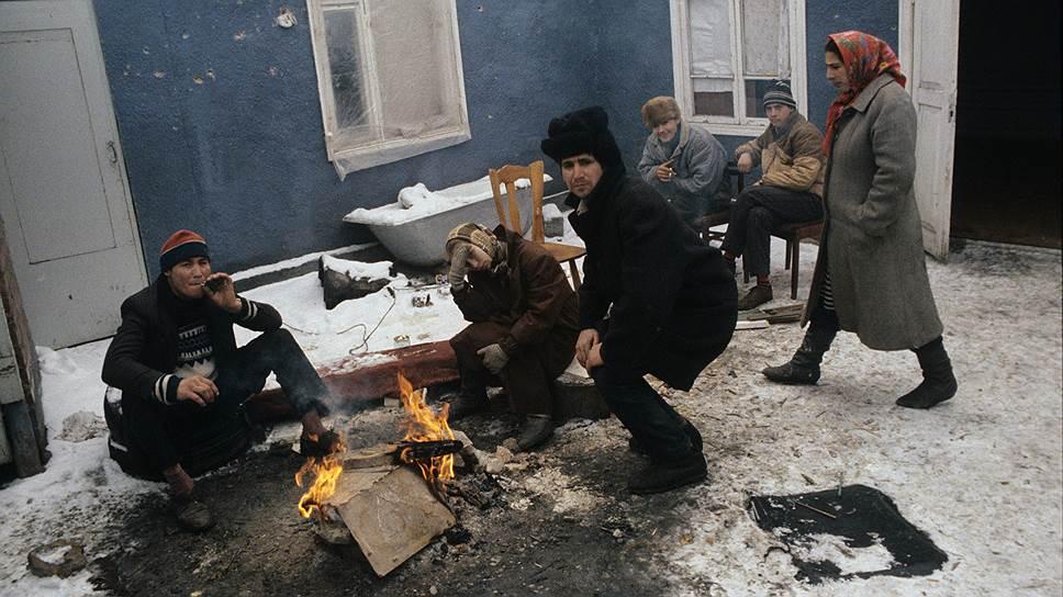 Грозный, 1995 год.