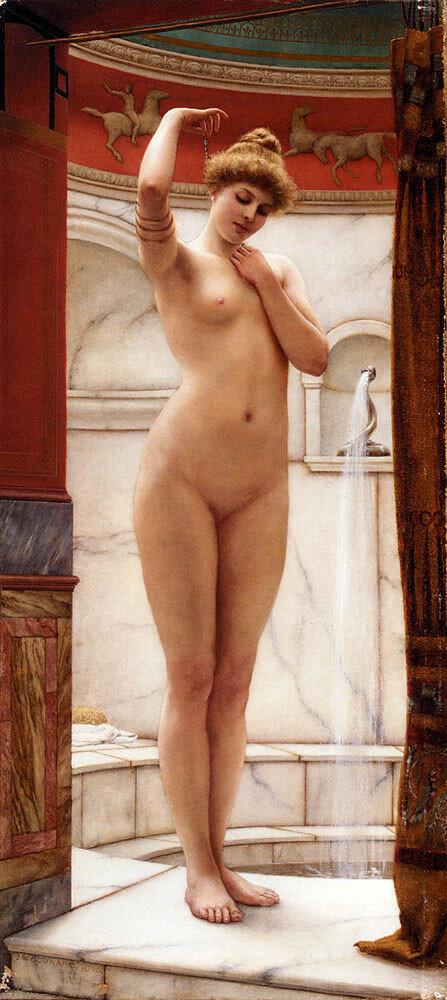 Ню фото галереи женщины