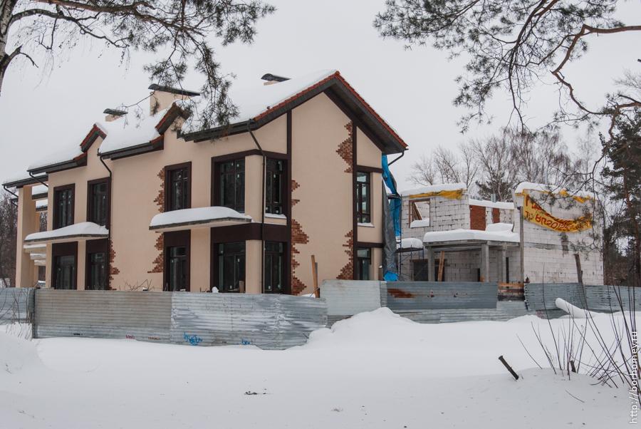 фотографии домов медицинского квартала