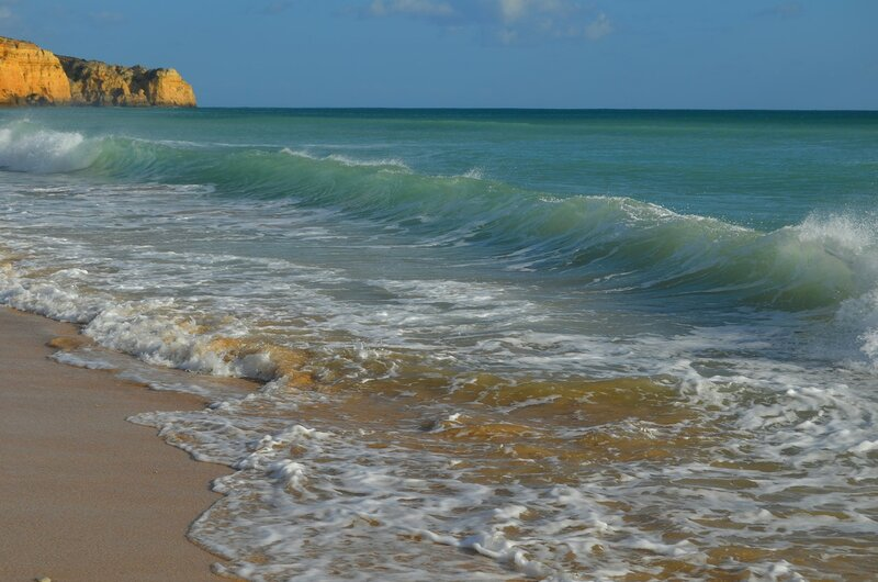Морская бирюза