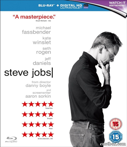 Стив Джобс / Steve Jobs (2015/BDRip/HDRip)