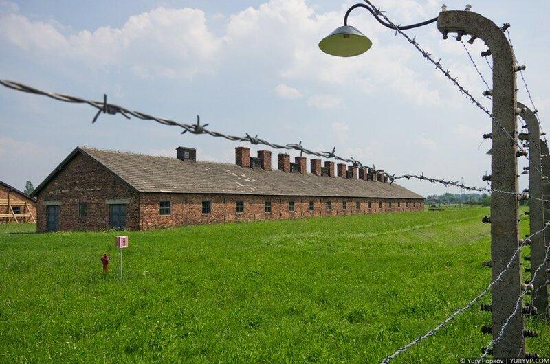 Фотоэкскурсия. Концлагерь Освенцим / Аушвиц 0 105d22 5018d2cc XL