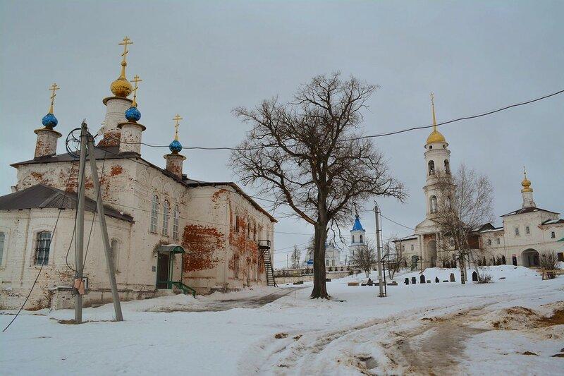 Белёв, Тульская область...Россия: по городу (1 часть)