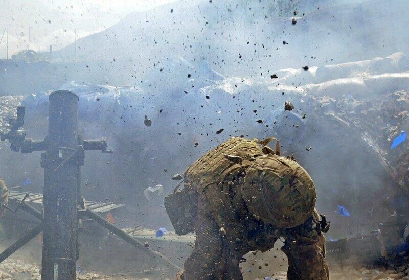 Американские военные в Афганистане 3