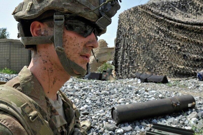 Американские военные в Афганистане 4