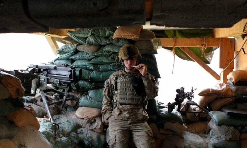 Американские военные в Афганистане 14