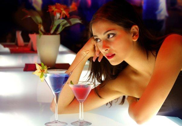 Спиртное делает людей красивыми— Ученые