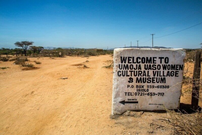 Деревня в Кении, которой управляют изнасилованные женщины