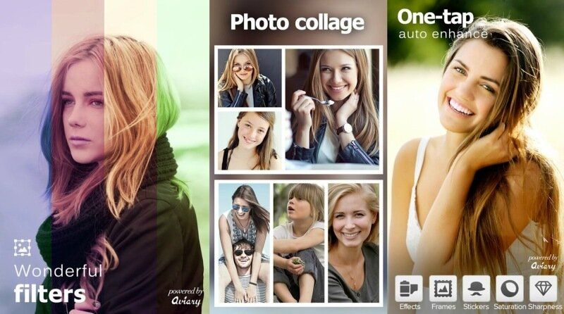 Редактор фото - Photo Editor для Android