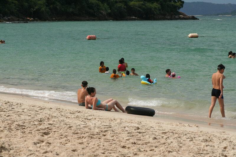 Расслабуха на берегу