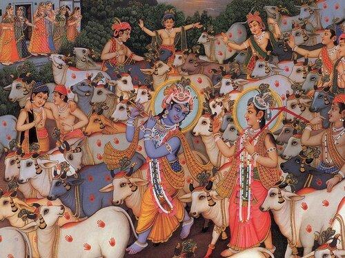��� ��� ������-�������� - Sri Krishna