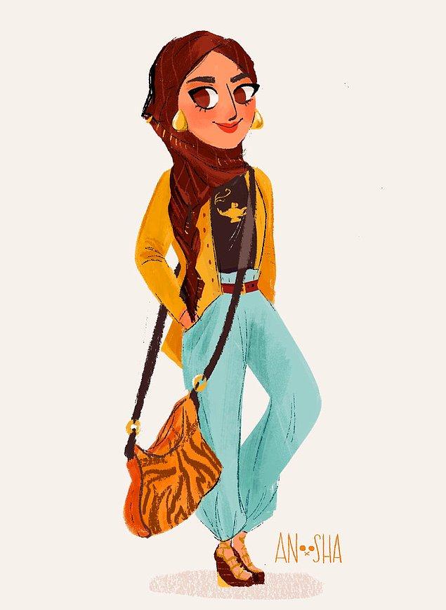 Жасмин, блогер-путешественник.