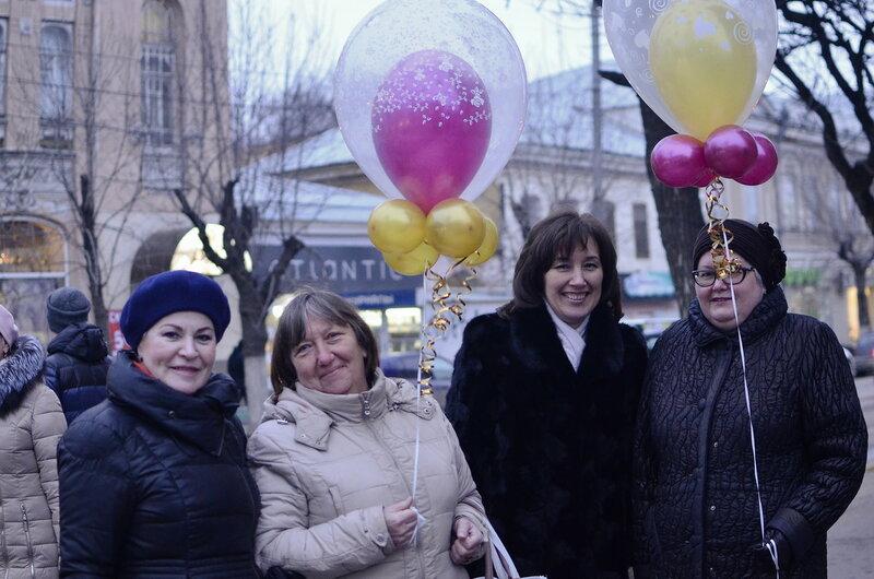 Свадебные шалости, Саратов, 01 марта 2016 года