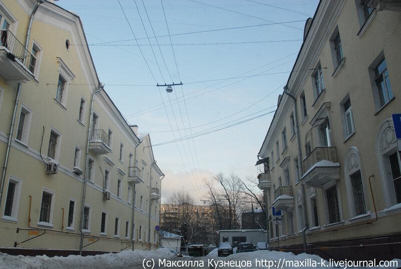 Упорный переулок