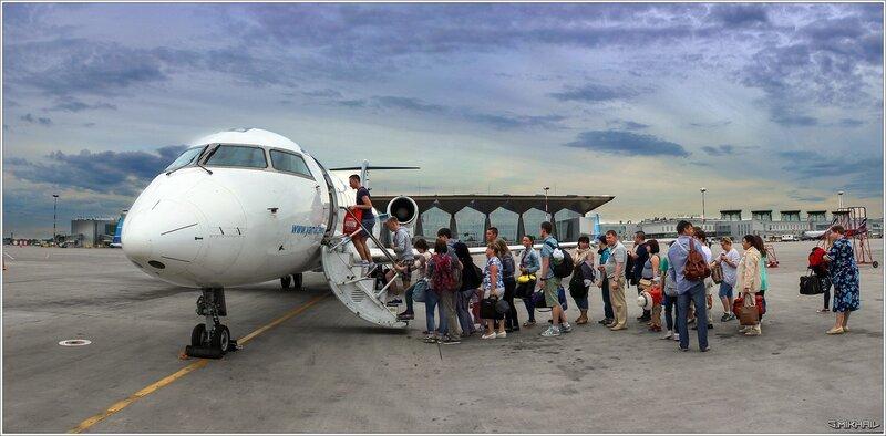 Bombardier CRJ200