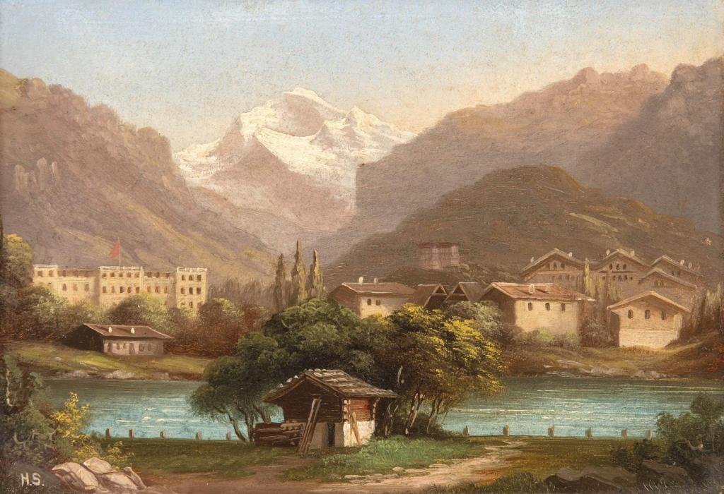 Hubert Sattler(Wien 1817-1904 Wien)