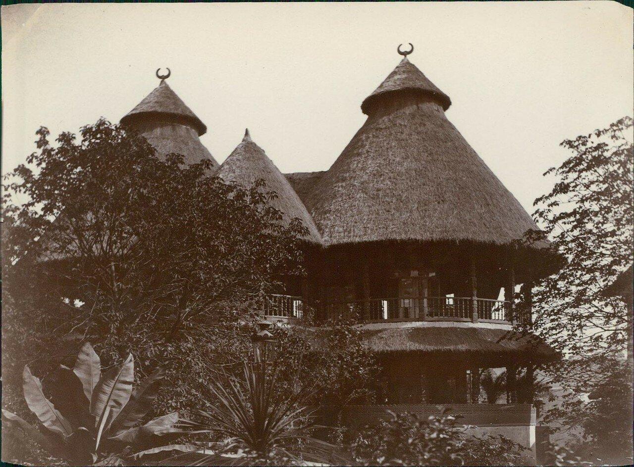 Павильон Гвинеи