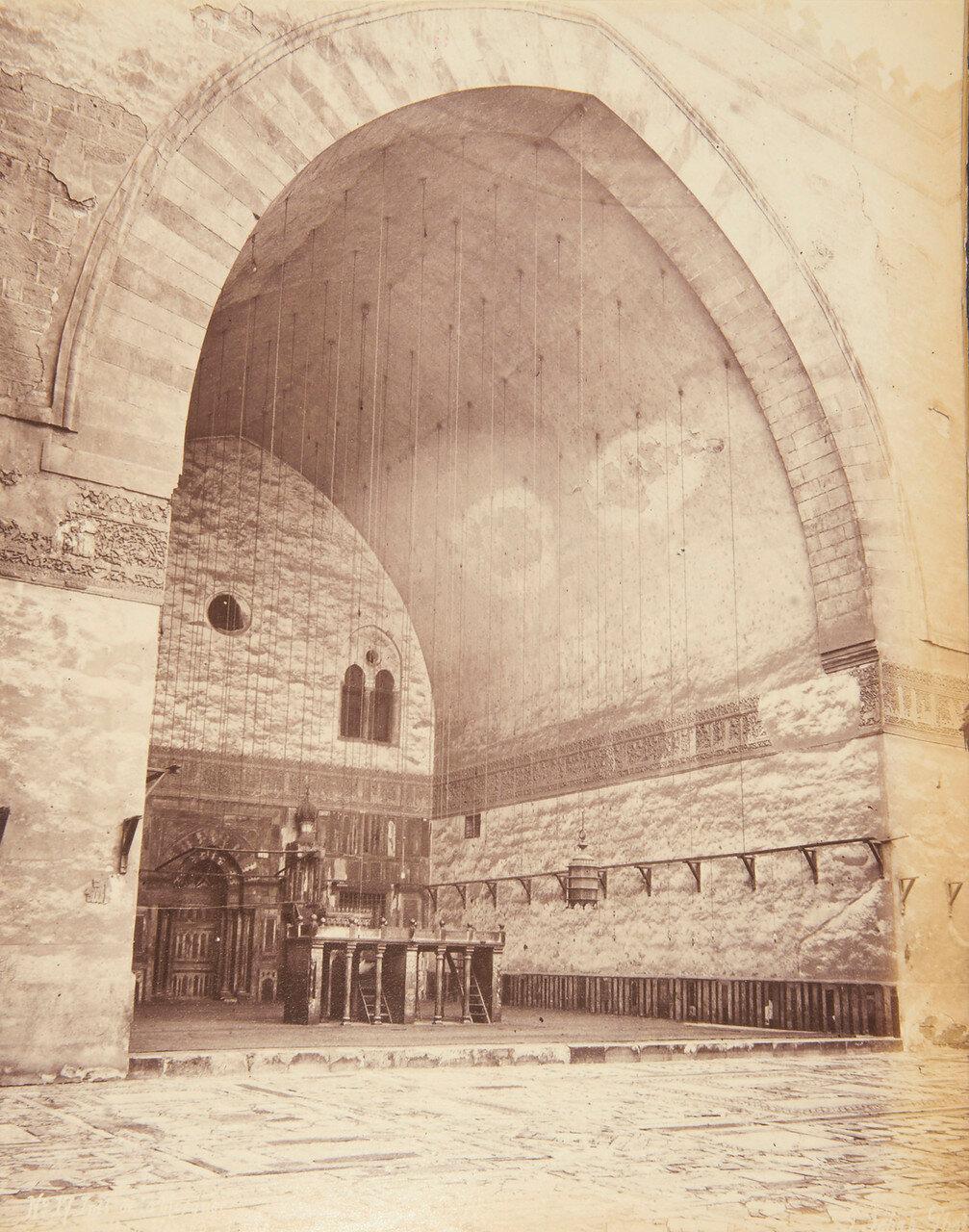 Каир. Мечеть султана Хасана. 1875-1882