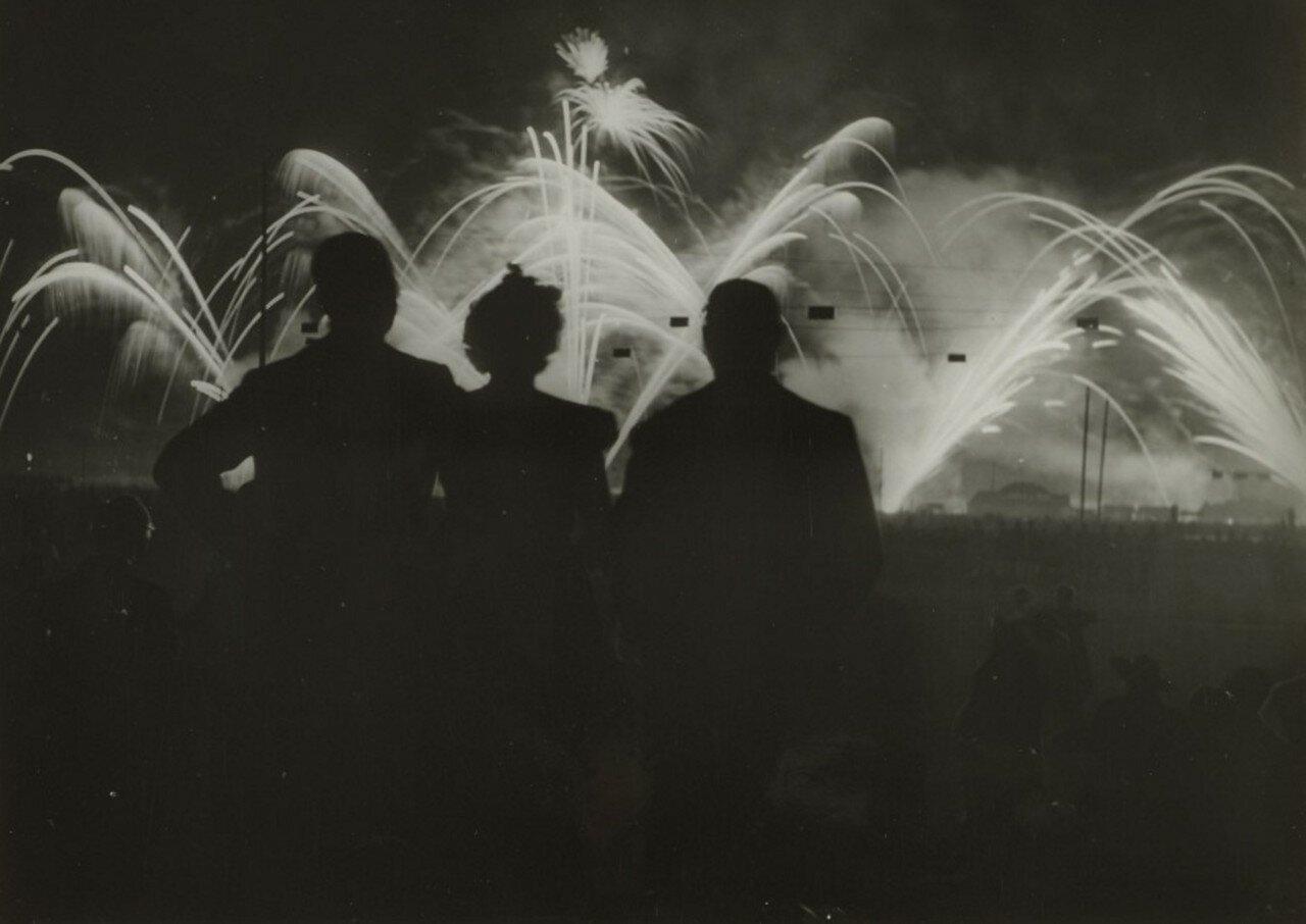 1937. Ночь в Лошане