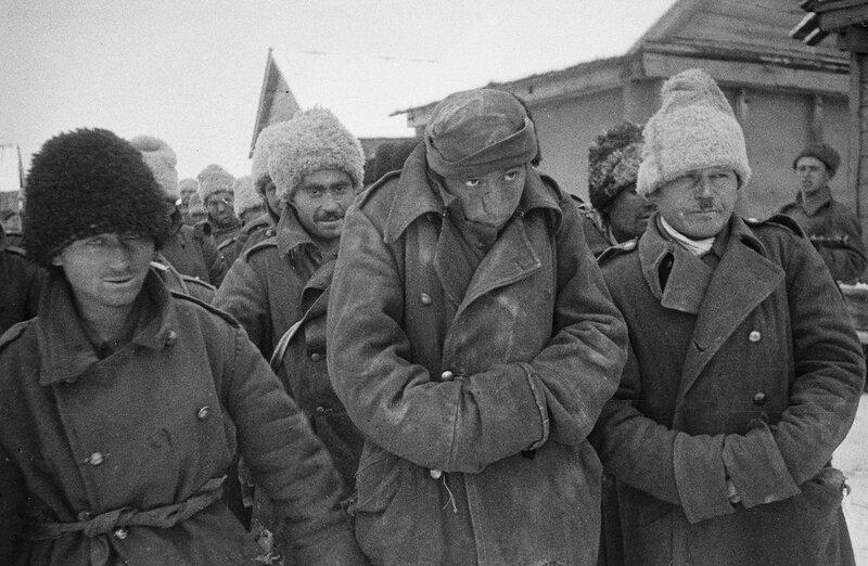 Румыния в ВОВ, пленные румыны, румынские военнопленные, союзники Гитлера, вассалы Германии
