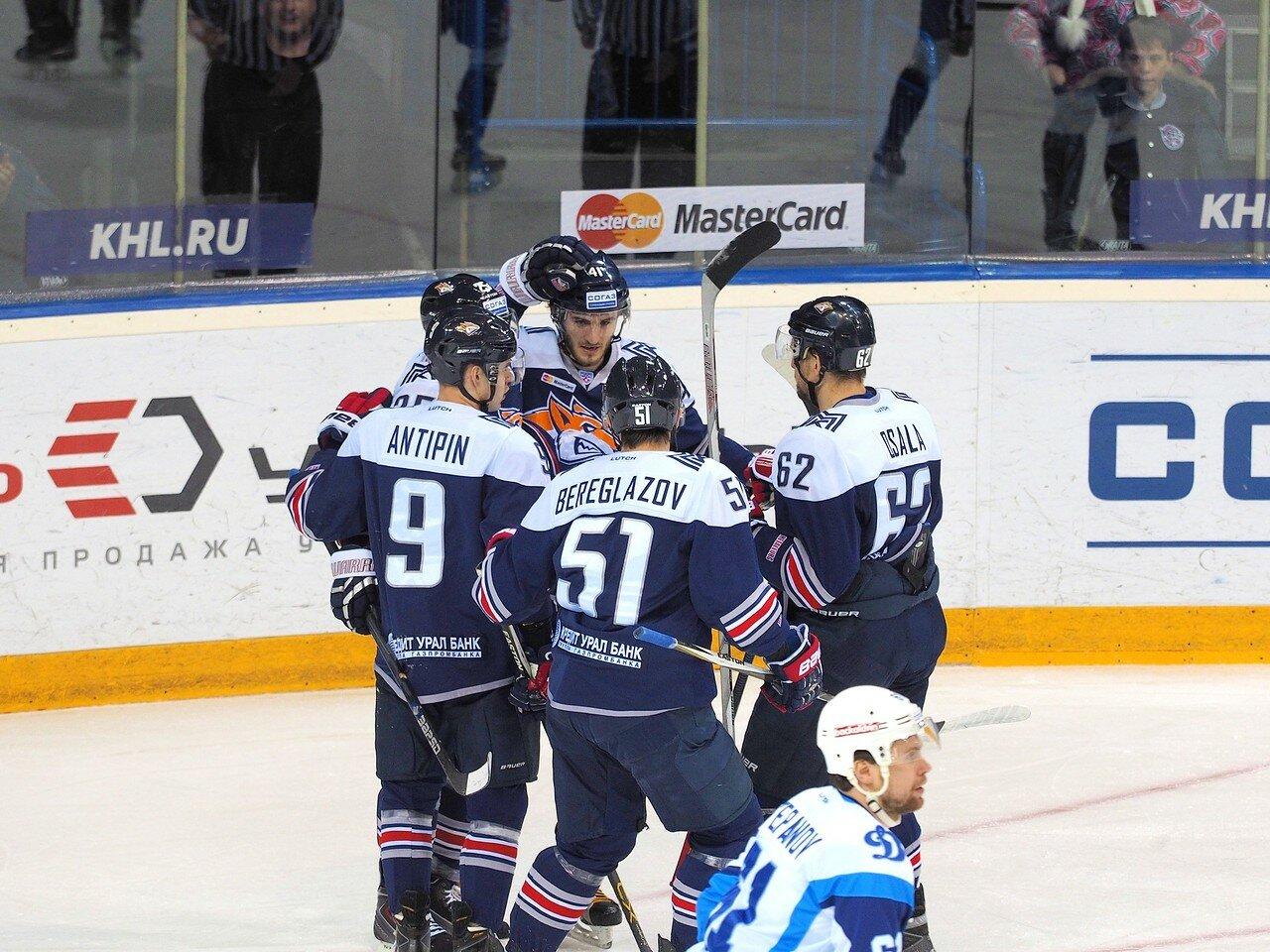 20Металлург - Динамо Минск 13.01.2015