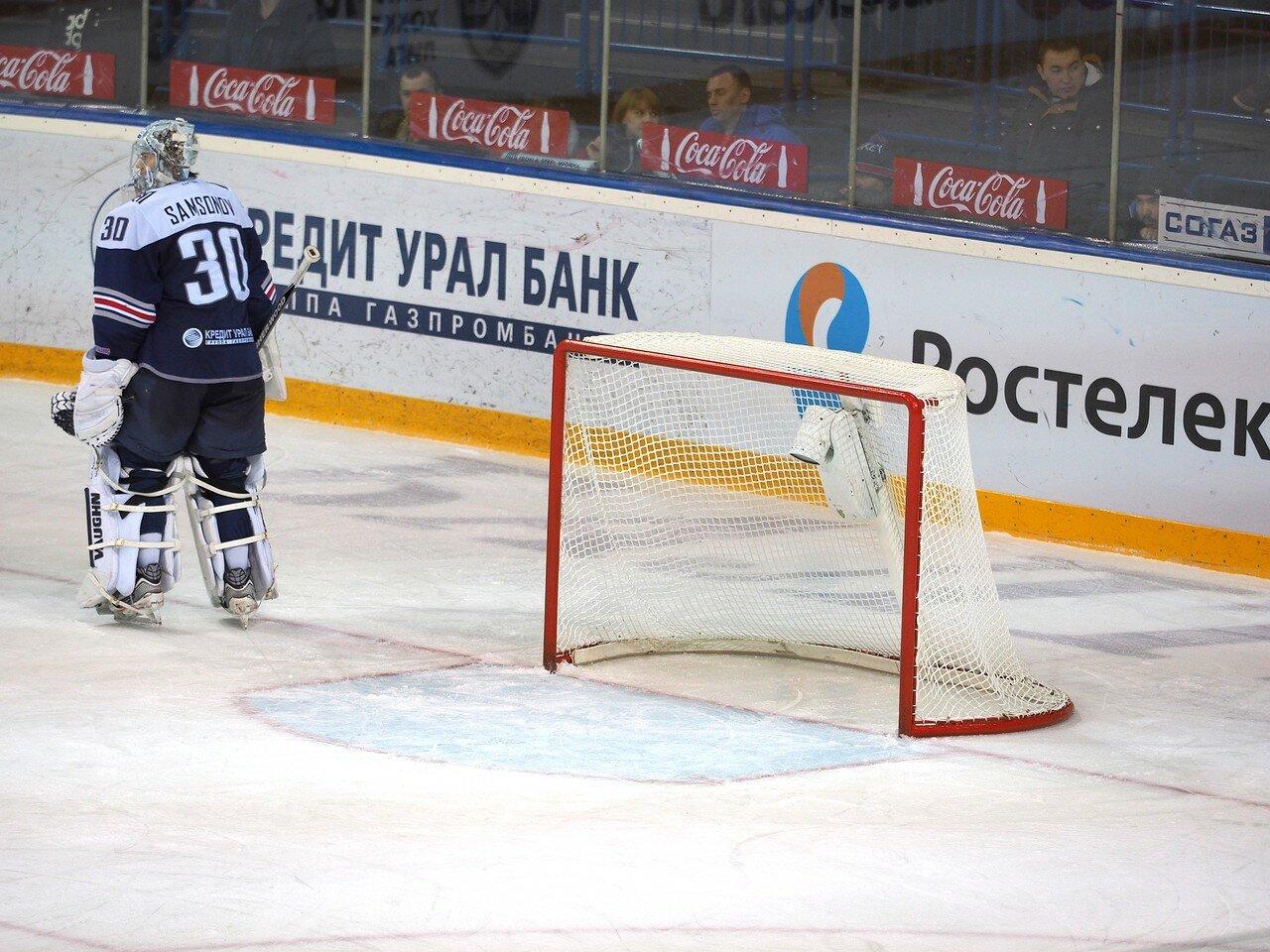 104Восток 1/4 плей-офф Металлург - Автомобилист 01.03.2016