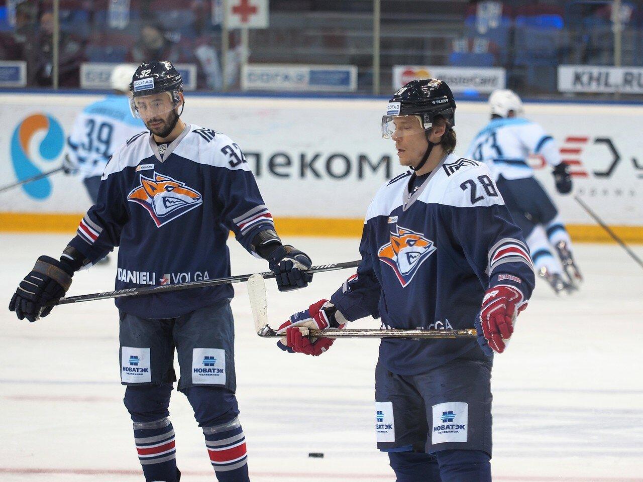 23Плей-офф 2016 Восток 1/2 Металлург - Сибирь 16.03.2016
