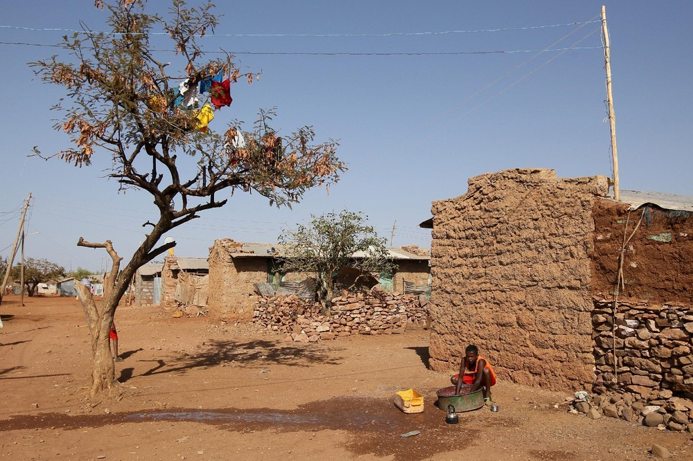 Беженцы из Эритреи