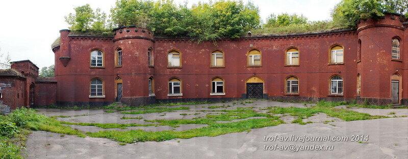 Астрономический бастион, Калининград