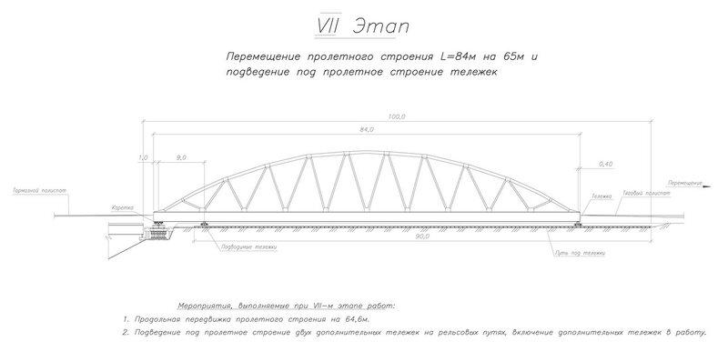 Демонтаж Сокского моста