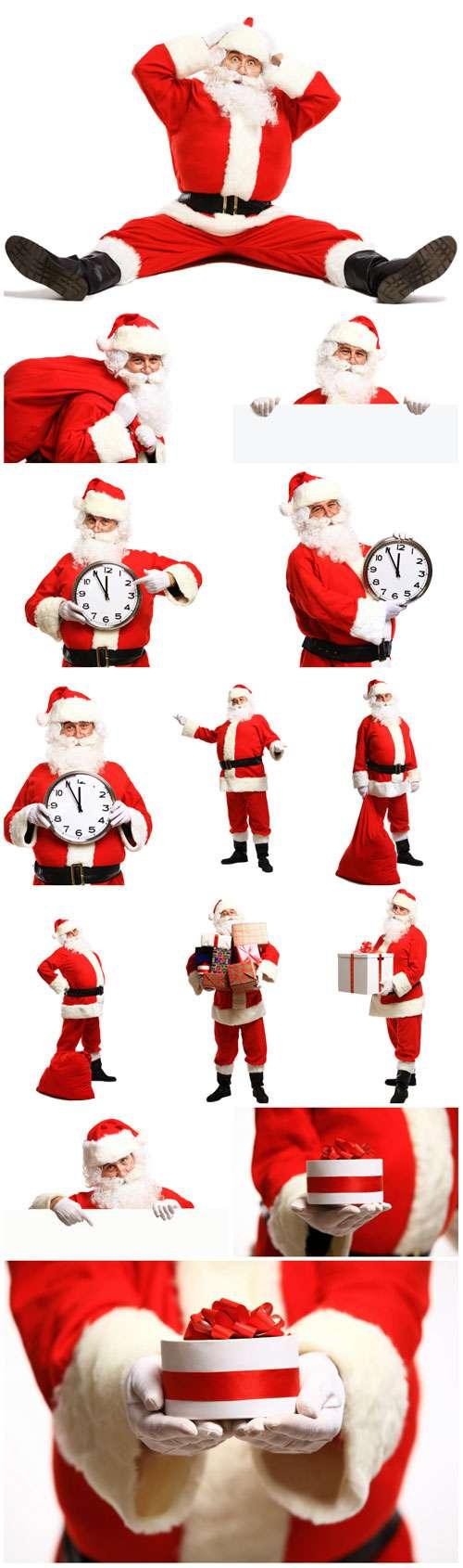 Санта Клаус - Новый год и Рождество