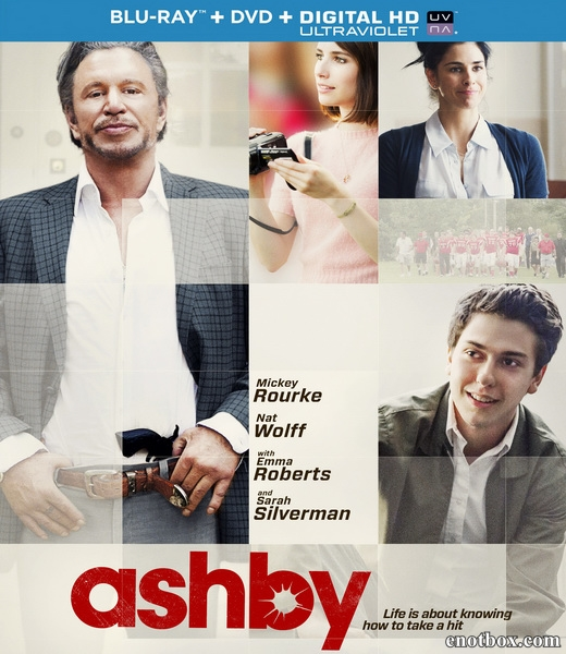 Эшби / Ashby (2015/BDRip/HDRip)