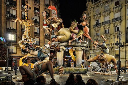 12 марта, Валенсия