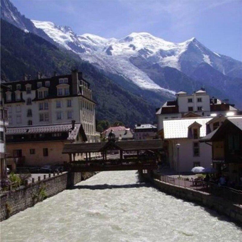 Прекрасные европейские горы Альпы в снегу 0 221f64 b20f72d5 XL