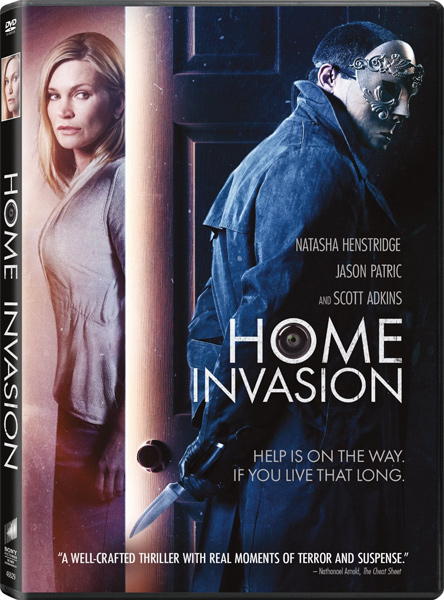 Взлом / Home Invasion (2016/WEB-DL/WEB-DLRip)