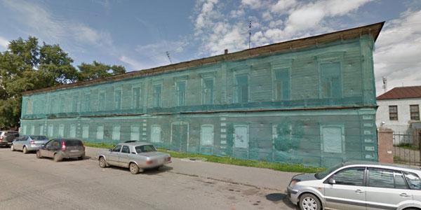 Мэрия хочет отреставрировать здание за счёт арендаторов