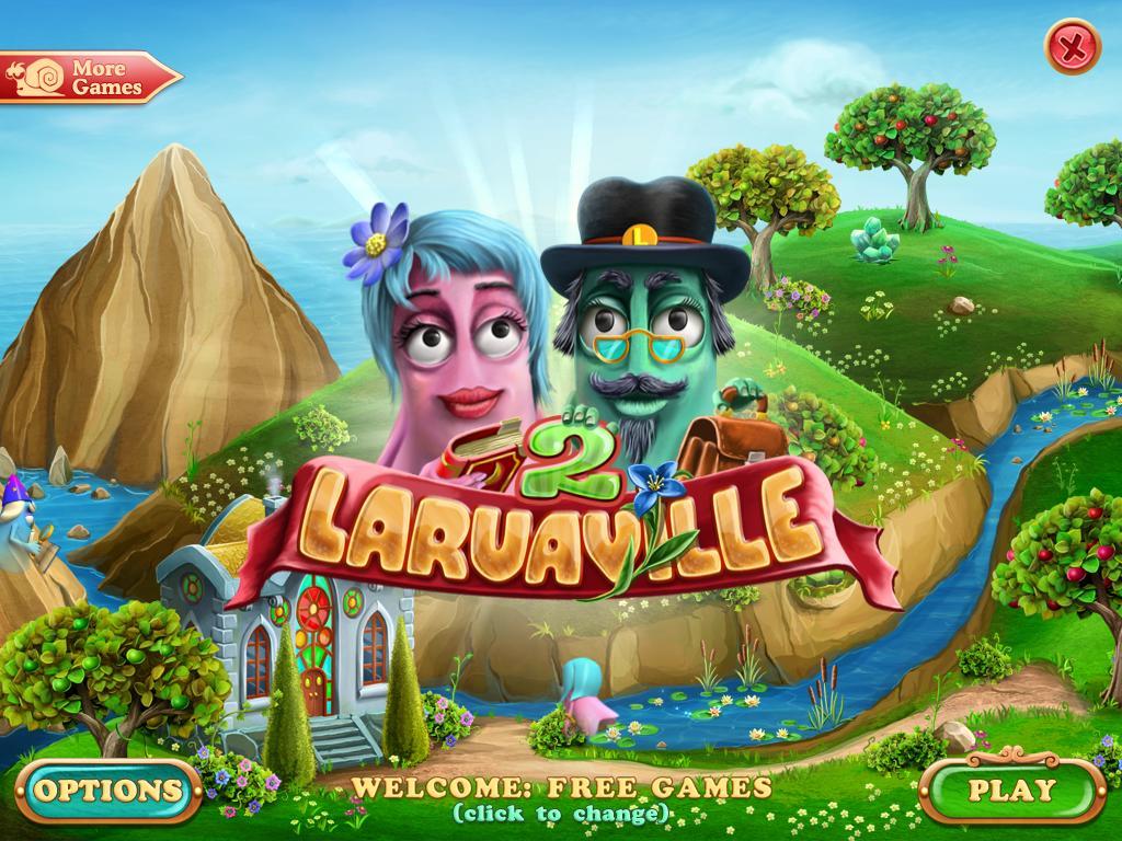 Laruaville 2 | Ларуавиль 2 (EN)