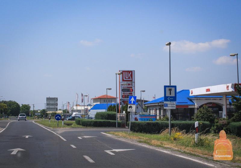 В Европе дорогой бензин