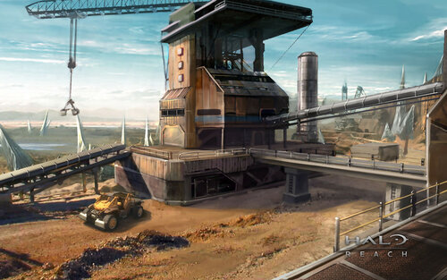 Halo: Reach - Defiant Map Pack - Unearthed