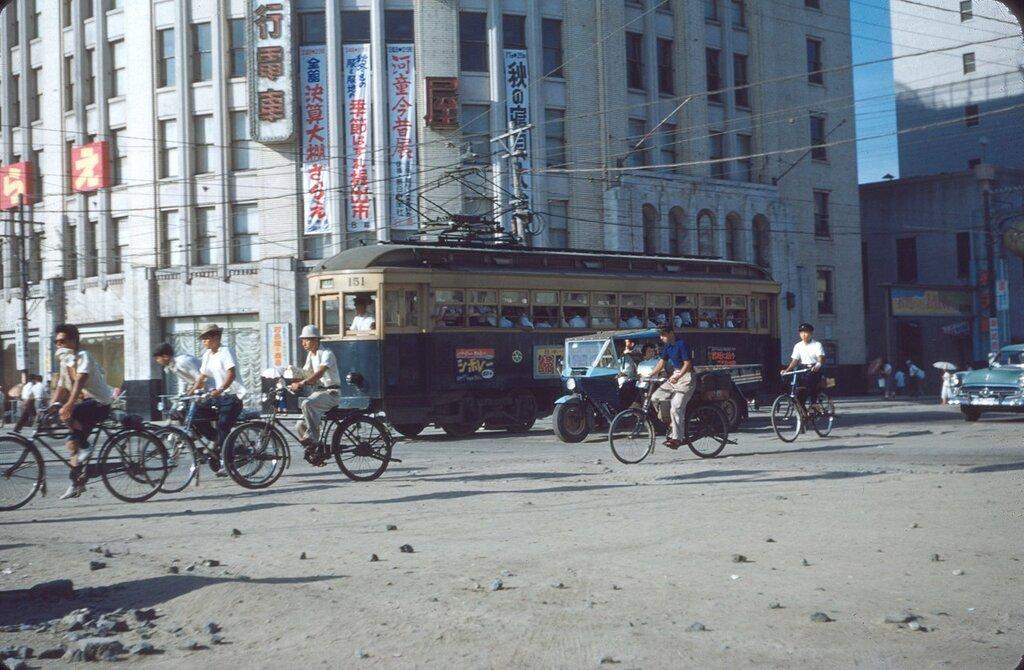 Department Store, Fukuoka, Japan 1953-54